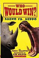 Who Would Win? Rhino vs. Hippo