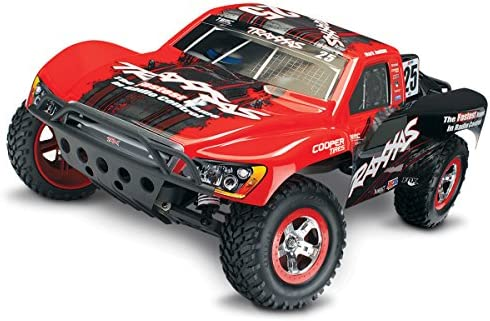 Amazon Com Traxxas 58034 1 Slash 2wd Short Course Racing Truck Ready To Race 1 10 Scale Colors May Vary Toys Games