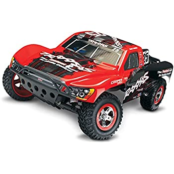 Traxxas 58034-1 Slash: 2WD Short Course Racing Truck, Ready-To-Race (1/10-Scale), Colors May Vary