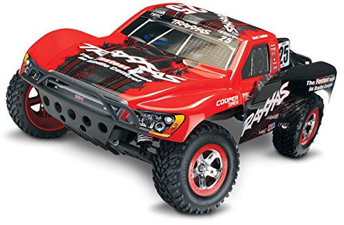 Traxxas Slash 1/10-Scale 2WD Short Course Racing Truck with TQ 2.4GHz Radio System, Mark from Traxxas