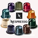 Nespresso Aluminium Mixed Coffee Capsule, 100 Pods