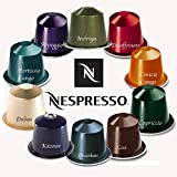 Nespresso 100 Pods Mixed Coffee Capsule