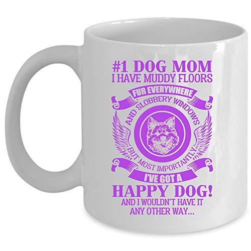 I've Got A Happy Dog Mug, Cute Dog