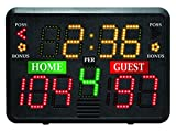 First Team FT805 Tabletop Portable Scoreboard