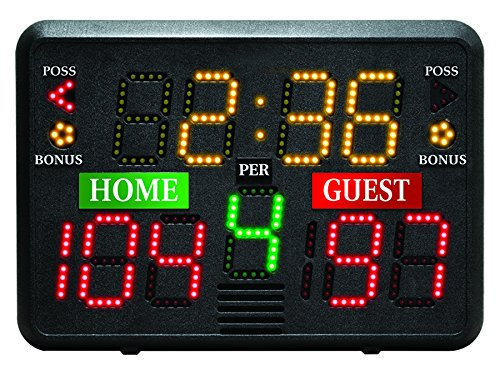First Team FT805 Tabletop Portable Scoreboard by First Team Sports