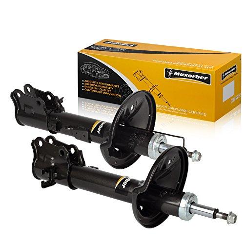Maxorber Rear Set Shocks Struts Absorber For 2003 2004 2005 2006 2007 2008 Hyundai Tiburon 333510 Hyundai Tiburon Shock Absorber