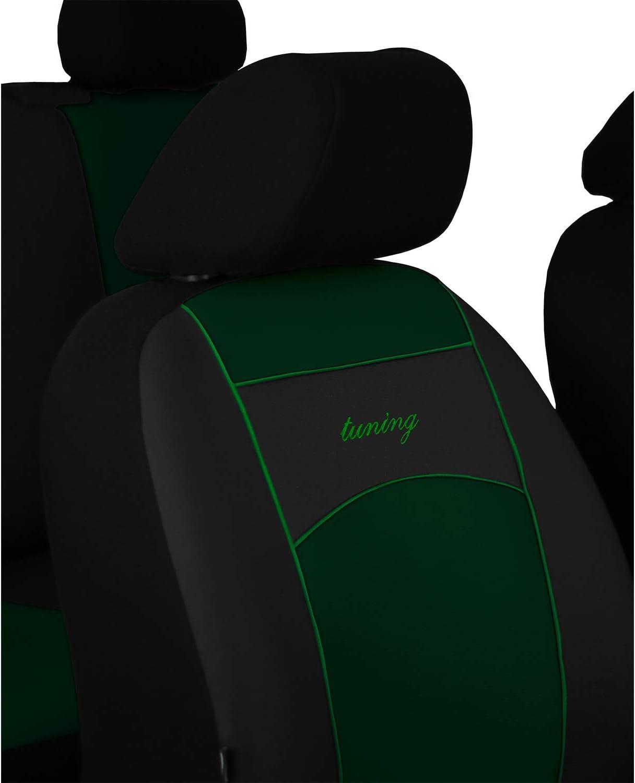GSC Sitzbez/üge Universal Schonbez/üge kompatibel mit Hyundai i10 I