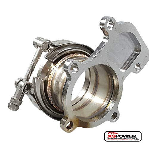 Cummins Holset WH1C HX35 HX35W HX40 Downpipe Turbo Flange To 3