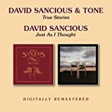 True Stories / Just As I Thought by DAVID SANCIOUS