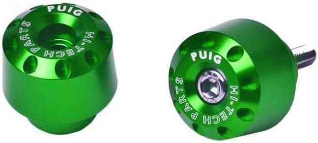 Green BAR Ends Puig 9358V Color