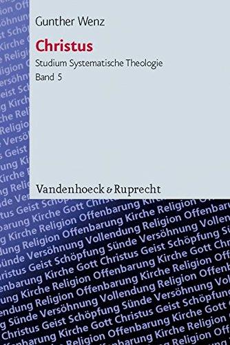 Christus (Studium Systematische Theologie (Stst))