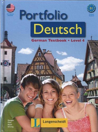 PORTFOLIO DEUTSCH:GERMAN TEXTBOOK,LVL.4