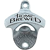 Home Brewed Bottle Opener - Wall Mounted