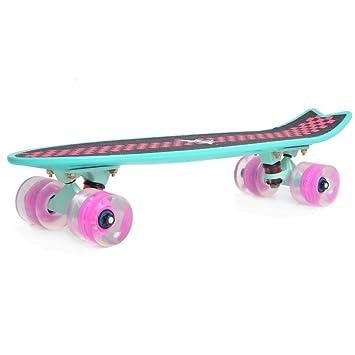 Yter Skateboard SkaterTrainer Monopatín para niños/Patín en Las ...