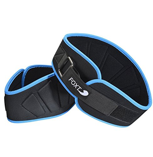 Workout Belt Weightlifting Belt, Olympic Lifting belt for Men and Women, 6 Inches Wide, Contoured and Neoprene Fit Belt for Comfortable Back Support
