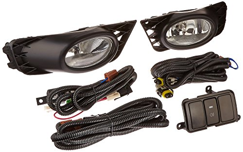 fog lights for a honda civic si - 2