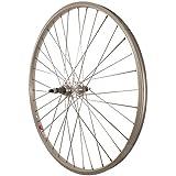 Sta Tru STW 26 X 1.5 BO Silver Rear Mountain Bike Wheel - RWS2615AA