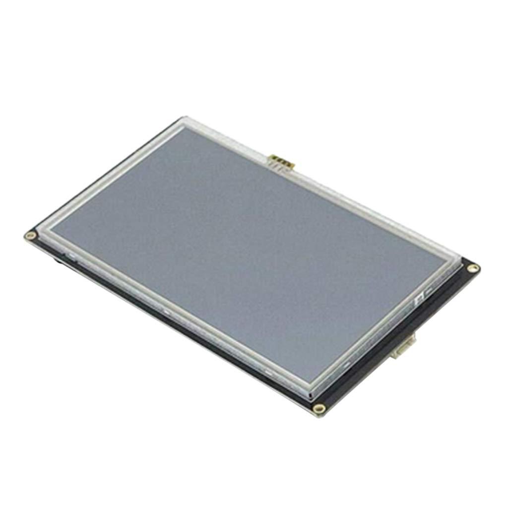 Prettyia 7.0'' Enhanced HMI TFT Smart Touch Module Display 800×480 Support GPIO by Prettyia (Image #10)