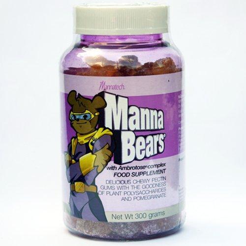 Mannatech Bears - 300G - Natural, Healthy Sweets Kids Love