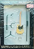 '52 TELECASTER 1/8 scale FENDER GUITAR MADE IN JAPAN