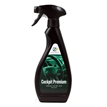 Nextzett Cockpit Premium Interior Car Cleaner