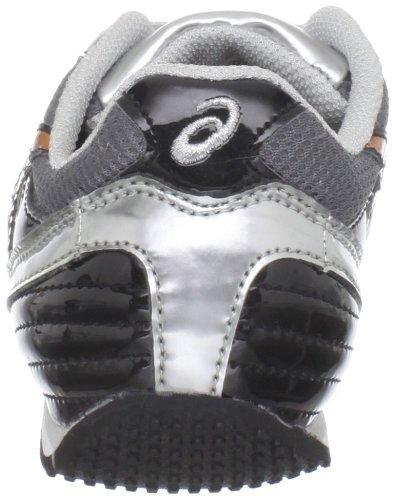 Asics Mens Turbo Jump Track & Field Shoe Storm / Rame / Nero