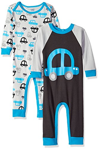 Infant Boys Coverall - 3