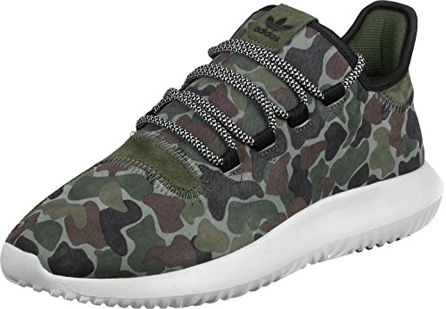 adidas Tubular Shadow Olive Cargo White Black Verde