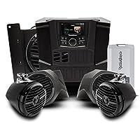 Rockford Fosgate RNGR-STAGE4 400 watt stereo, front lower speaker, rear speaker, and subwoofer kit for select RANGER