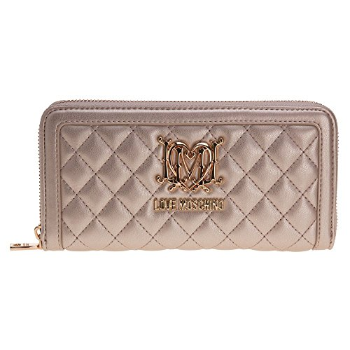 Love Moschino Quilted Womens Purse Gold by Love Moschino (Image #4)