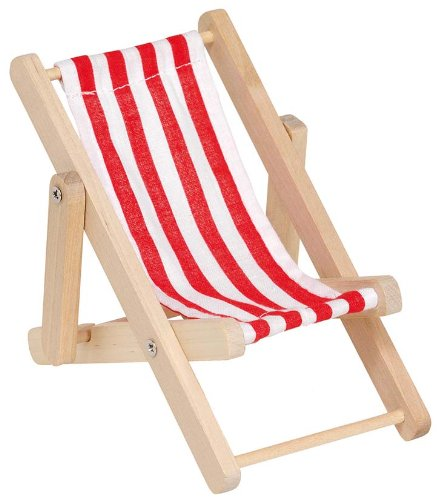 Goki Deck Chair for Flexible Puppets
