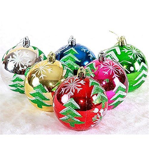 colorful christmas tree amazoncom - Colorful Christmas Tree