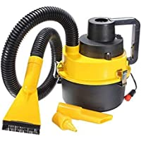 Vruta Portable 12V Car Vacuum Cleaner Handheld Mini Super Suction Wet and Dry Dual Use Vaccum Cleaner