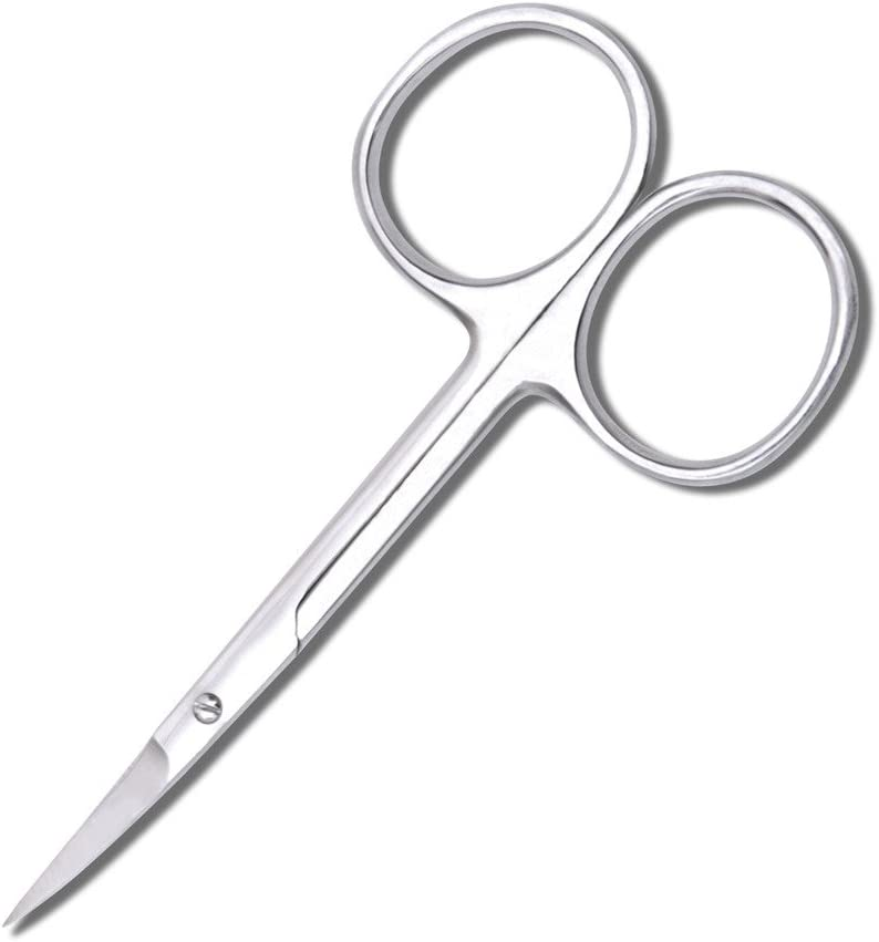"""Curved Blades Quality Embroidery Scissors 3.5/"""" /& 4/"""" Set 4 pairs"""