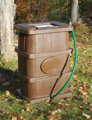 Brown Rain Catcher  - 50 Gallon by Achla (Image #1)