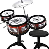 Drums Children Kids Educational Toy Rock Drums Simulation Musical Instruments for Musical drums POPular for kids player Gifts