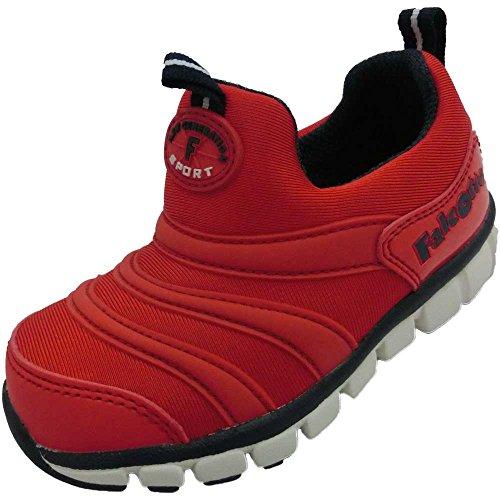 Naturino Zapatillas para niño Rojo rojo
