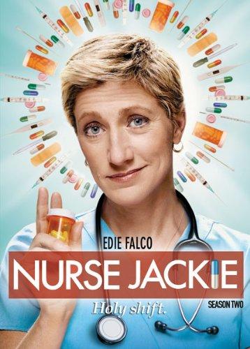 DVD : Nurse Jackie: Season 2 (, Dolby, AC-3, Widescreen, 3 Disc)