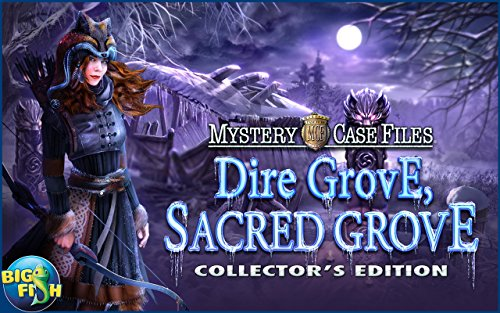 Mystery Case Files:Dire Grove, Sacred Grove (COLLECTOR
