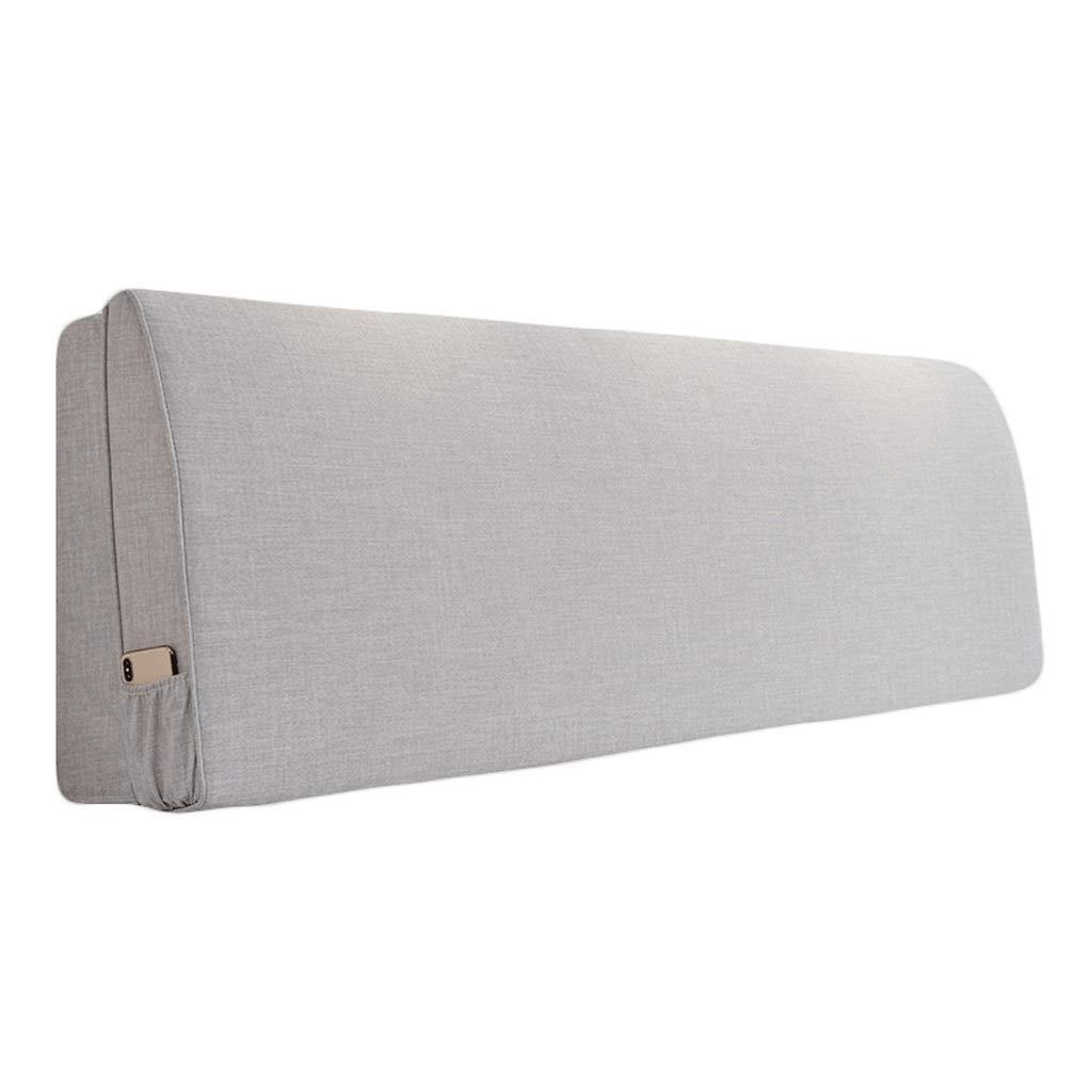 高い素材 LPD- : ベッド背もたれ あと振れ止めのクッションの枕元はベッドヘッドの有無にかかわらずベッドに合わせます疲労の満ちるスポンジ ライトグレー、9サイズ、3色を取り除きます (色 B07PLN75XF : ライトパープル, サイズ さいず : 185x55cm) B07PLN75XF 180x55cm|ライトグレー ライトグレー 180x55cm, MTK:9e2decde --- arianechie.dominiotemporario.com