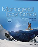 img - for Managerial Economics book / textbook / text book