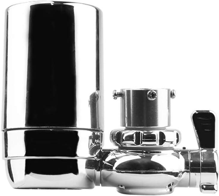 Grifo filtro de agua, grifo montado purificador de agua fácil de ...