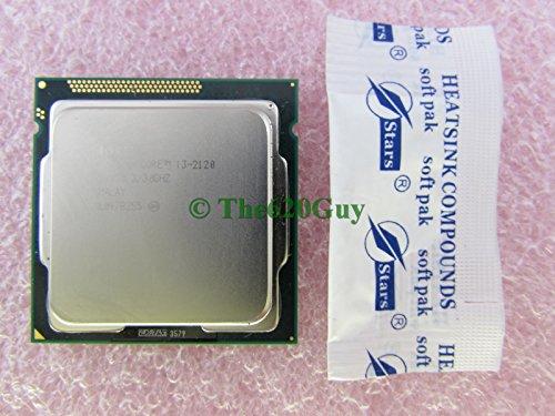 Intel Core i3-2120 3.3GHz Dual Core SR05Y Socket 1155 Sandy Bridge CPU Processor (Best Sandy Bridge Cpu)