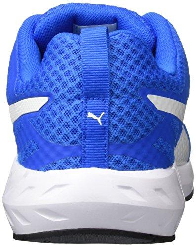 Homme Mesh Course Chaussures Pour Blue Bleu Flare Puma puma lemonade 04 De White YOpxq5R