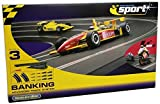 Scalextric C8297 Track Radius - 45 Degrees Banked Curve CustomerPackageType: Standard Packaging Style: C8297, Model: C8297, Toys & Play