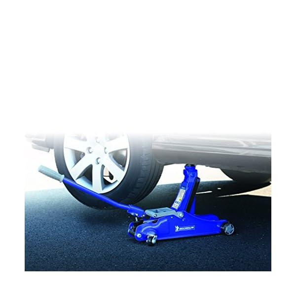 Cric Hydraulique Rouleur 2 Tonnes Michelin