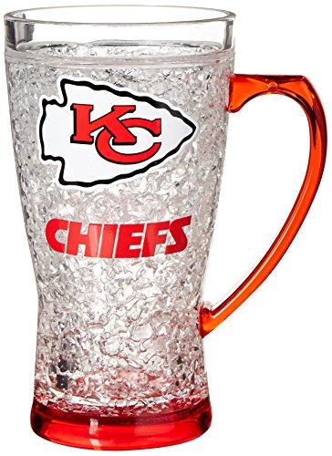 fs Crystal Flared Mug, 16-Ounce (Kansas Crystal)