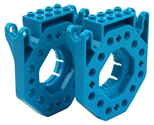 image Wonder Workshop - 4 Briques de Construction Lego.  des Robots Intelligents pour des Esprits Curieux, Vos Enfants Vont Apprendre à Coder Tout en s'Amusant