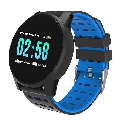 FHBIR Smartwatch KY108 Reloj Inteligente Rastreador de ...