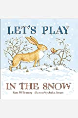 Let's Play in the Snow: A Guess How Much I Love You Storybook Kindle Edition